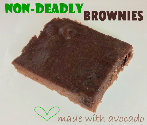 Non-Deadly Brownies